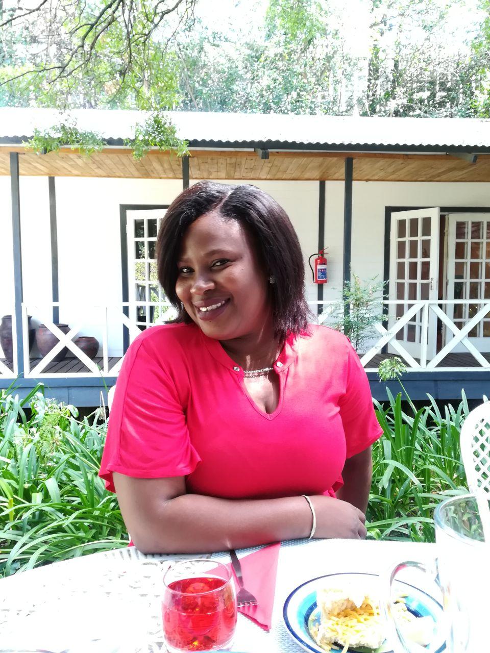 Thuli Nkosi - Ad Talent Afrika